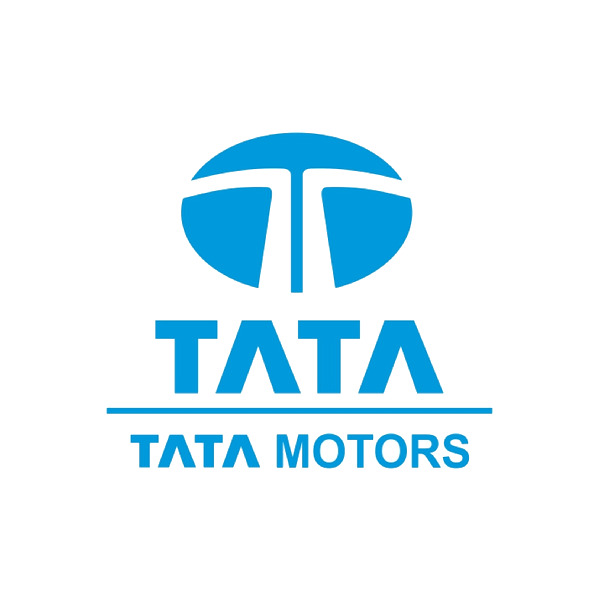 Tata Motors Logo without background